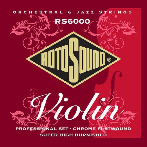 Rotosound Violin Strings