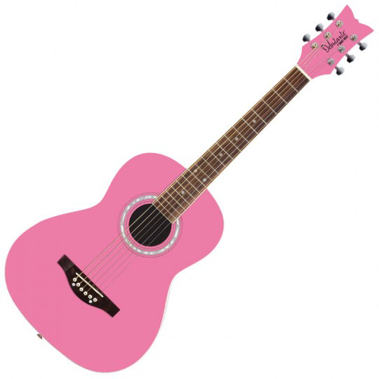 DAISY ROCK 'DEBUTANTE JUNIOR MISS ACOUSTIC' GUITAR