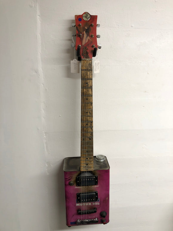 SONUS MAGUS / Bohemian - Motor Oil Oil Can Guitar (Modified)