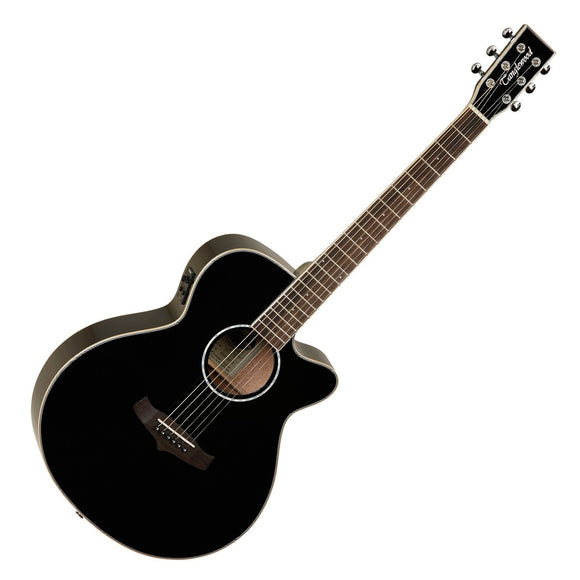 Tanglewood Evolution TSF CE BK Electro Acoustic Guitar