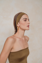 Load image into Gallery viewer, Blush, Sand, Army & Brown Headband Set