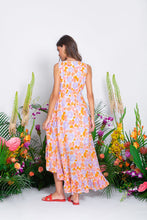 Load image into Gallery viewer, Dress Delina, flower print