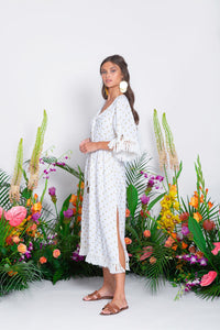 Janna dress in Dubai Coconut