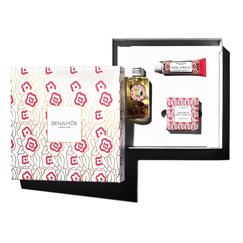 Perfect giftbox Rose Amelie of Benamor