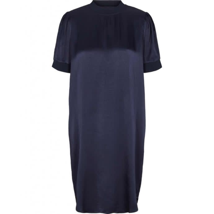 Dress Cilla Evalyn in Navy