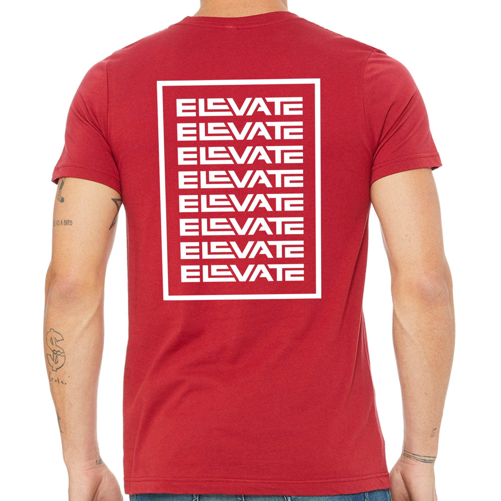 Elevate Stacked T-Shirt