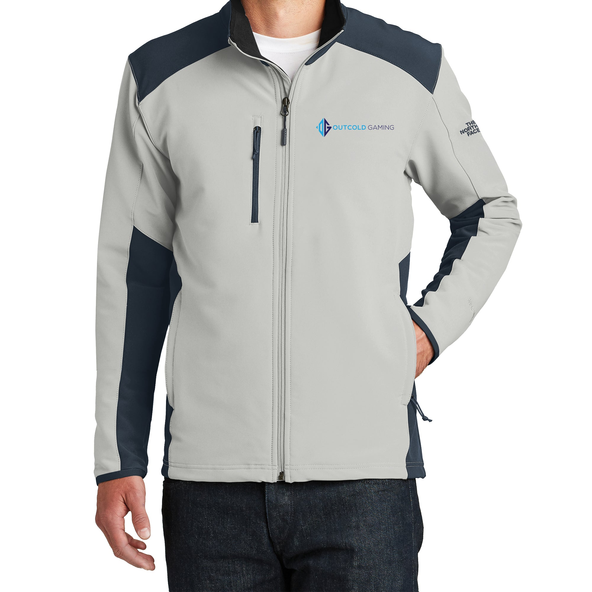 OutCold Gaming North Face Tech Stretch Soft Shell Jacket