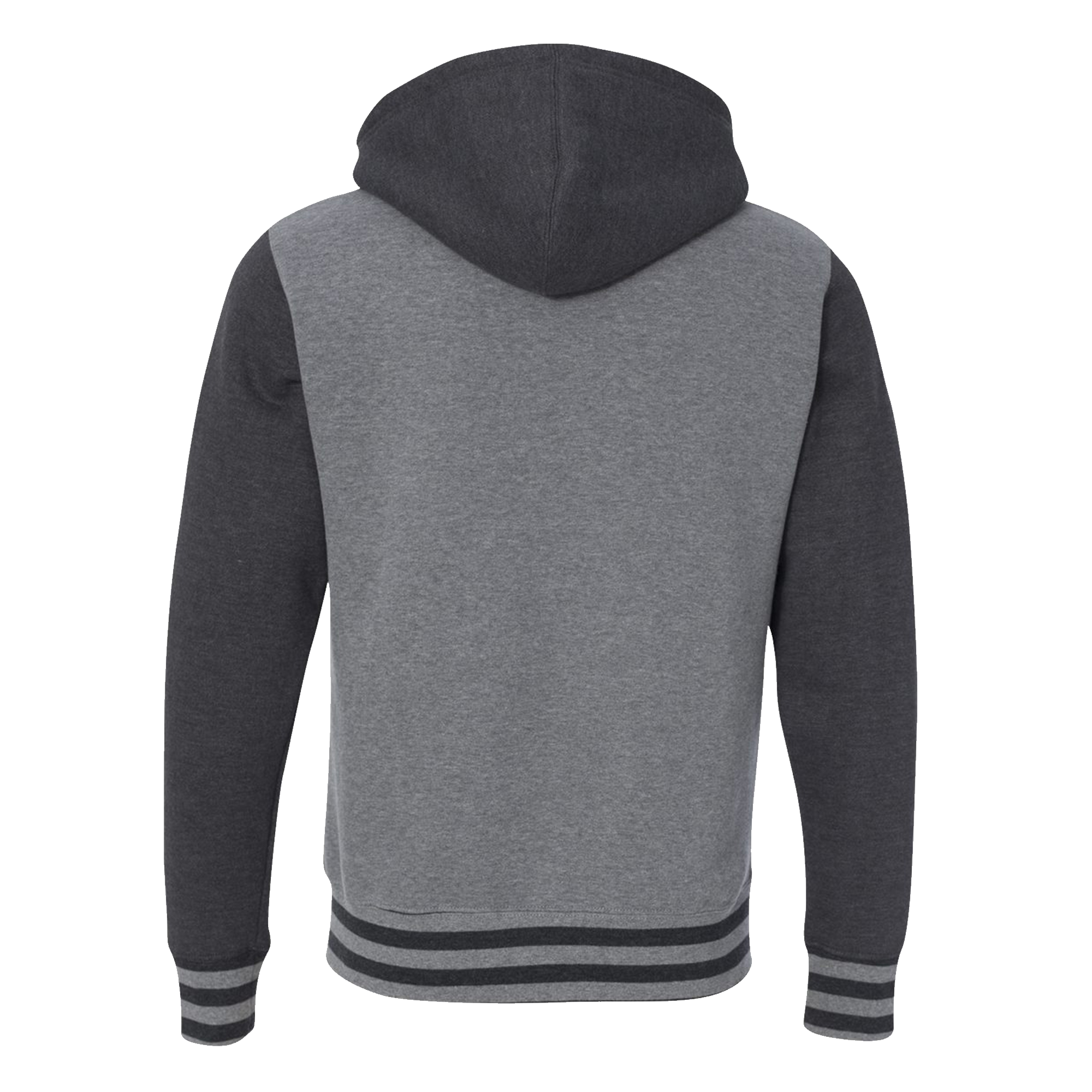 EQNX Varsity Full-Zip Hooded Sweatshirt