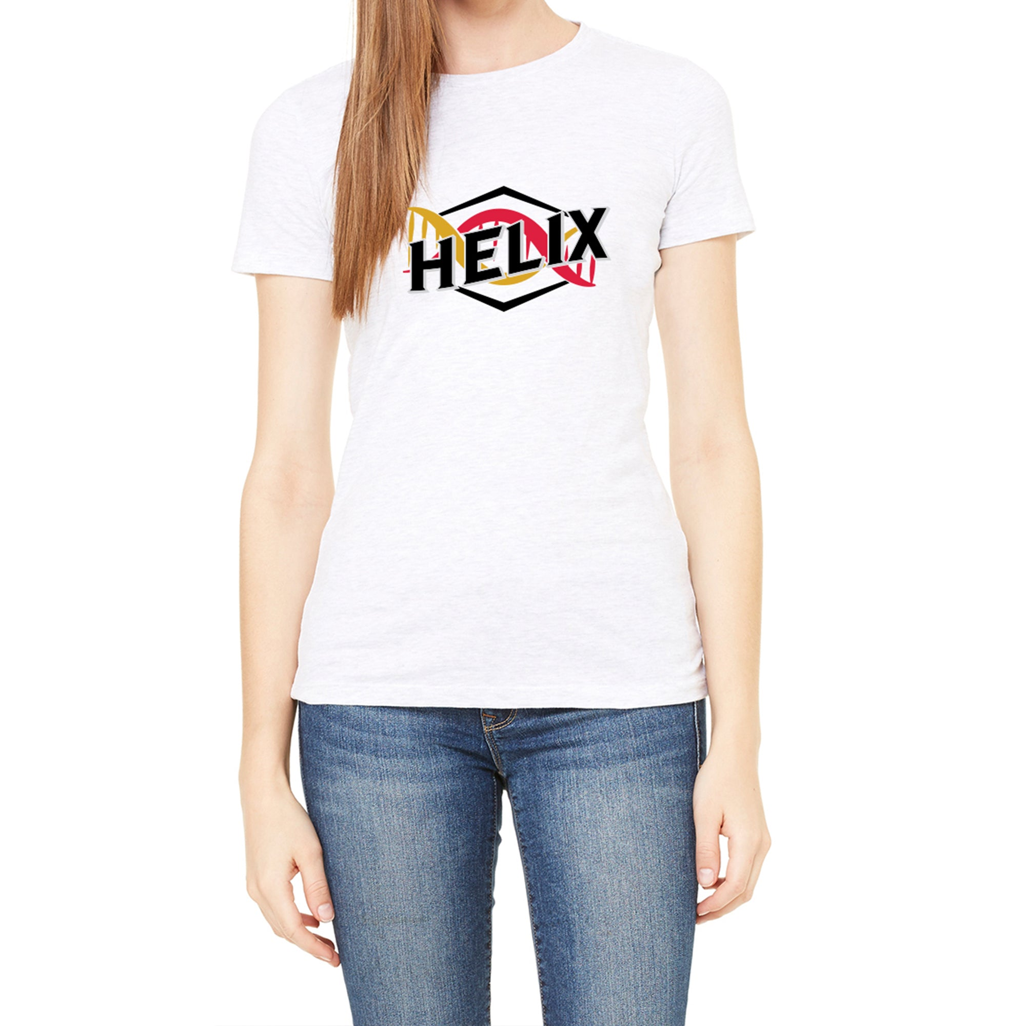 Double Helix Ladies' Favorite T-Shirt
