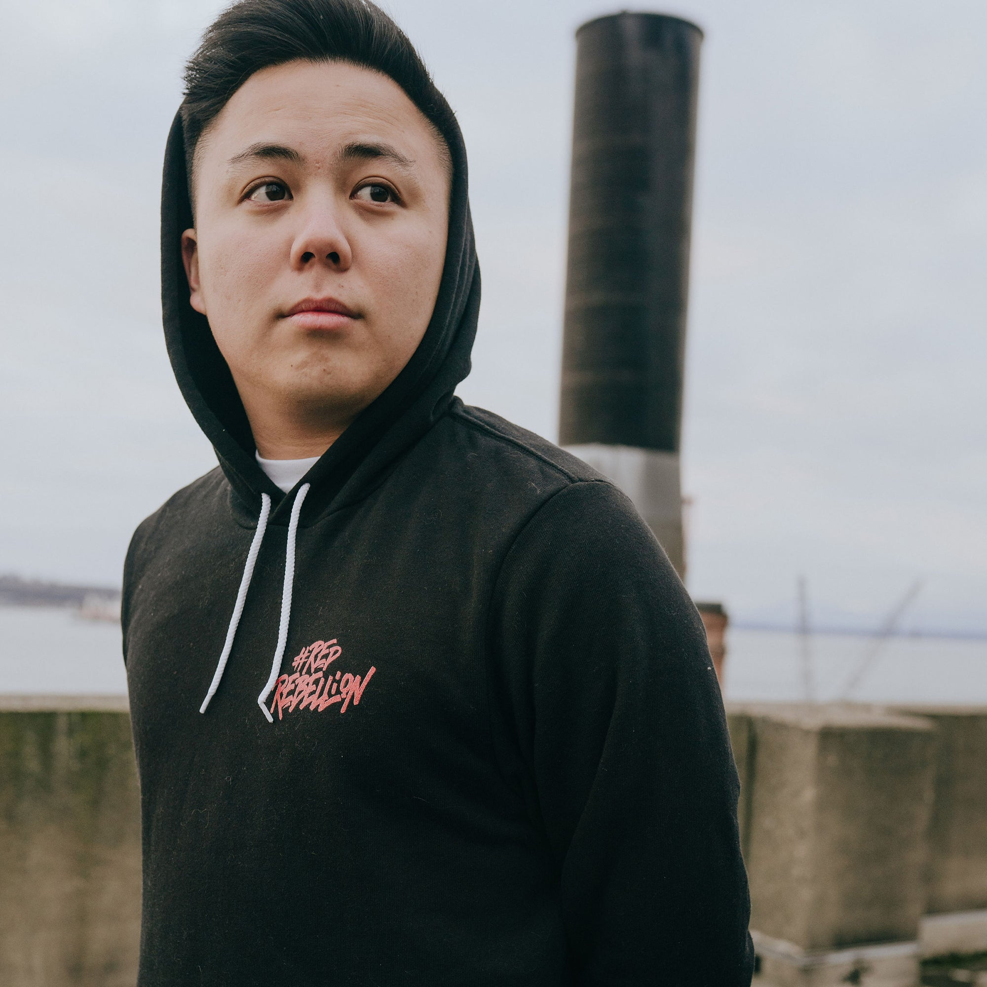 Elevate 2021 Red Rebellion Hoodie