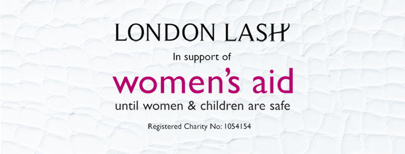 WE'VE RAISED £2,725.50 FOR WOMEN'S AID!