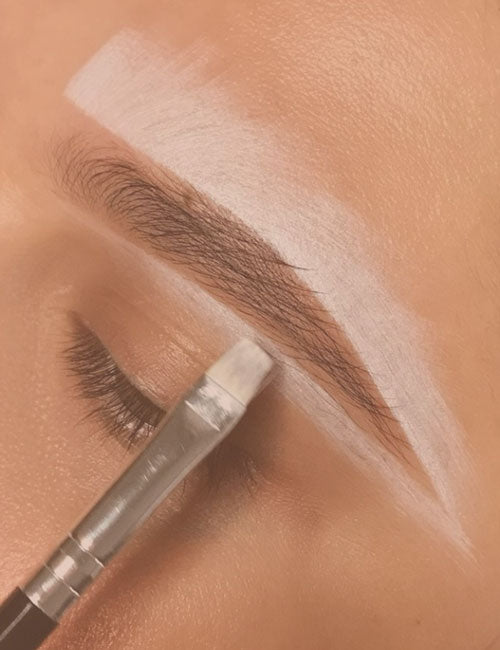 How To Create Ombre Brows with So Henna