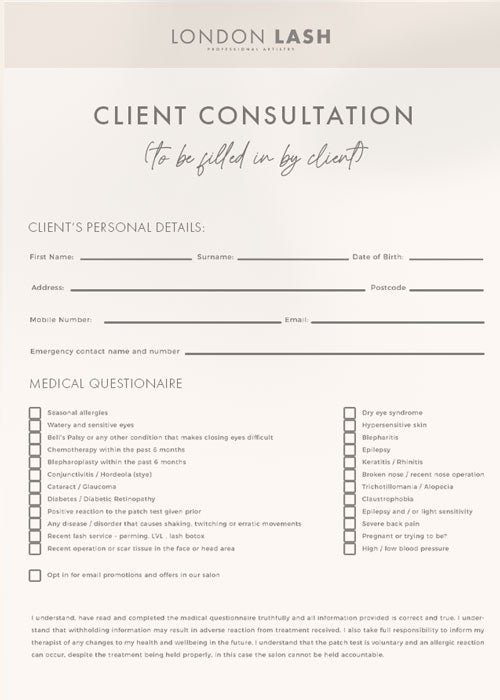 Customer Service 103 - How to Give A Great Consultation