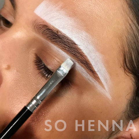 ombre brows, brow mapping, mapping henna brows, brow henna, henna brows, eyebrow henna, what are henna brows