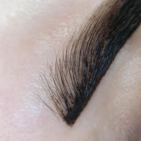 ombre brows, brow henna, henna brows, what are henna brows