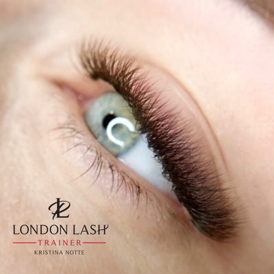 KRISTINA NOTTE - LONDON LASH TRAINER LATVIA