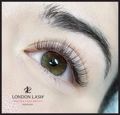 Desislava Slavova - LONDON LASH TRAINER LONDON