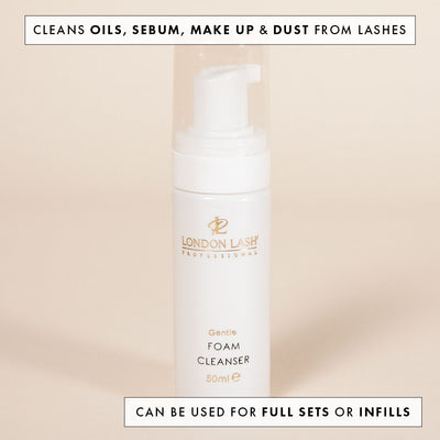 Foaming Cleanser / Lash Shampoo