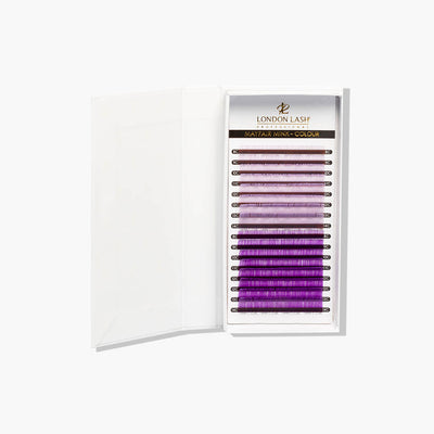 Light Violet/ Violet Mayfair Lashes