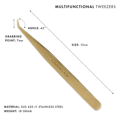 Multifunctional Tweezers