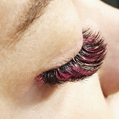 Daisy Wolf -  London Lash Trainer Belgium
