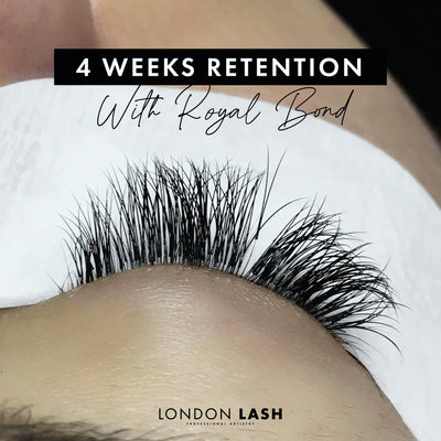 Royal Bond Eyelash Extension Glue