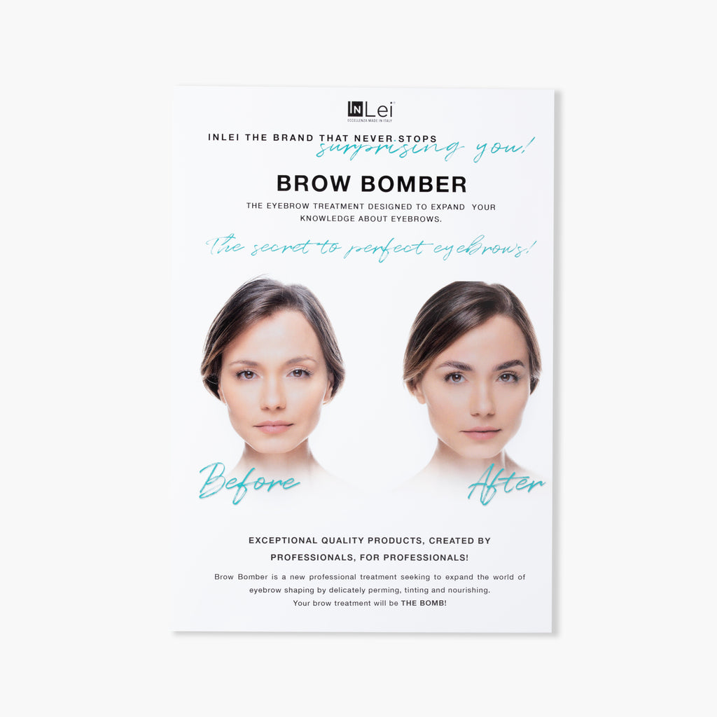 InLei® Monodose - Brow Bomber - (sample bundle)