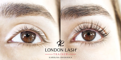 Karolina Swiderska - LONDON LASH TRAINER LONDON