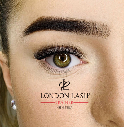 TINA TRANG DONG - LONDON LASH TRAINER - LONDON