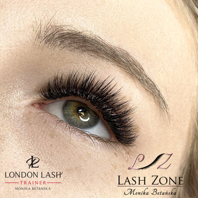 Monika Betanska LONDON LASH TRAINER STEVENAGE