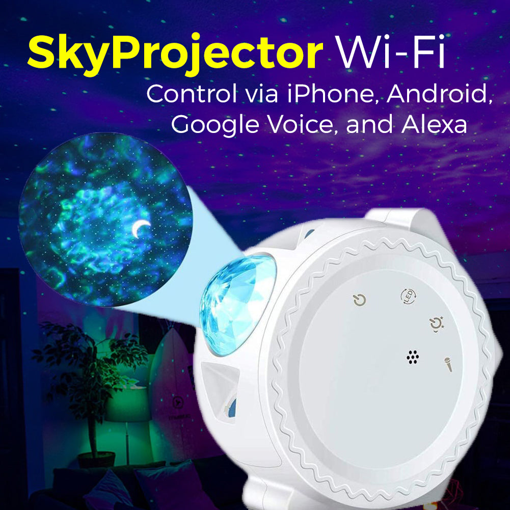 SkyProjector WiFi
