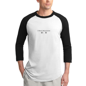 """I Don't Walk Alone"" - T200 Sport-Tek Sporty T-Shirt"