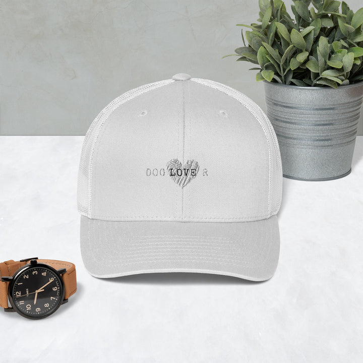 Dog LOVE R Trucker Cap