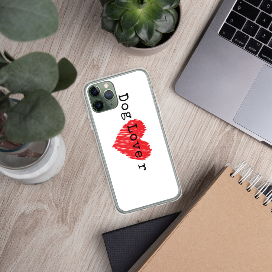 Dog Love r - iPhone Case - Lifestyle