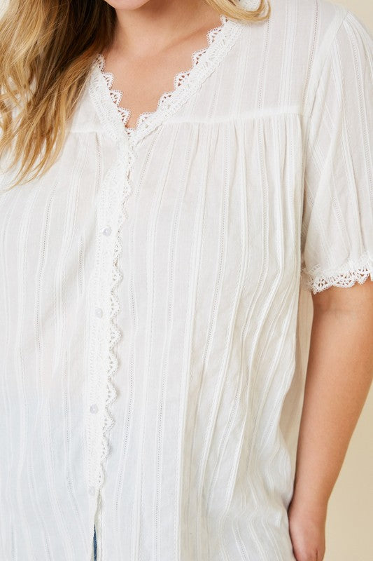 Sweet Simplicity Blouse