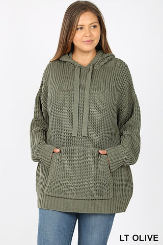 My Way Sweater Grey