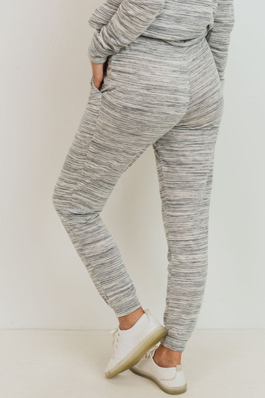 Stay Cozy Long Sleeve Joggers