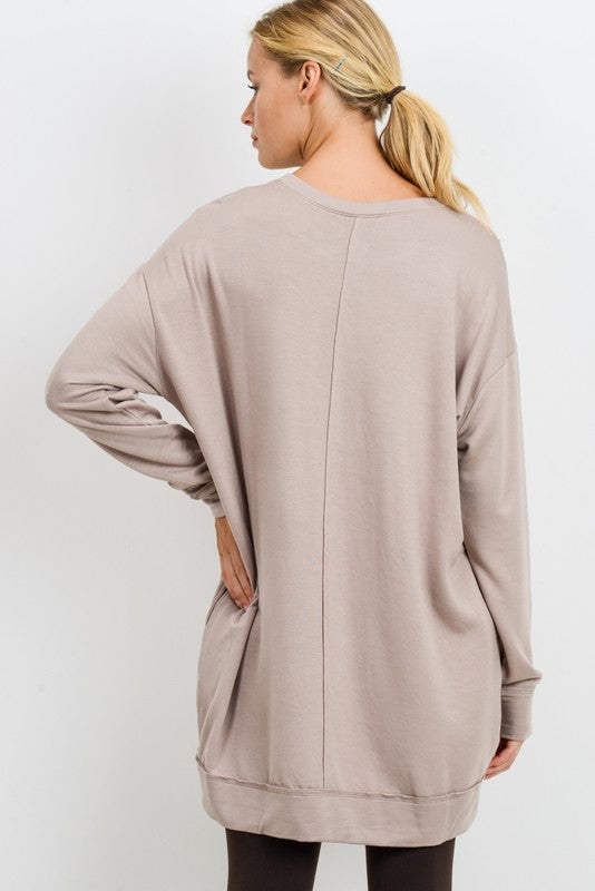 Boardwalk Tunic Tan
