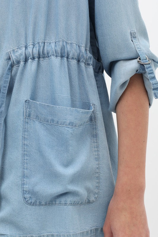 Layer It Up Blue Denim