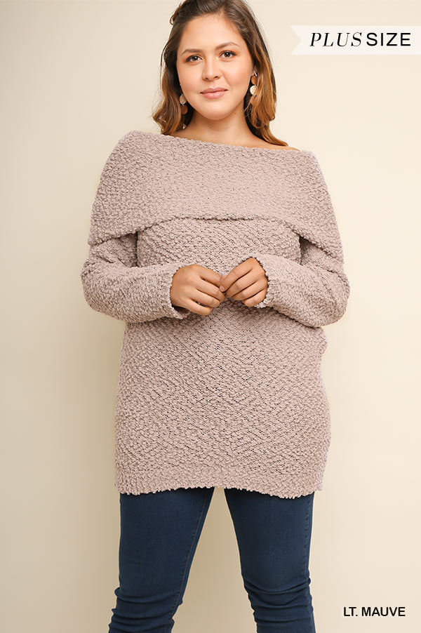 Addison Sweater Taupe