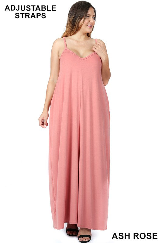 Back To Basics Maxi Rose