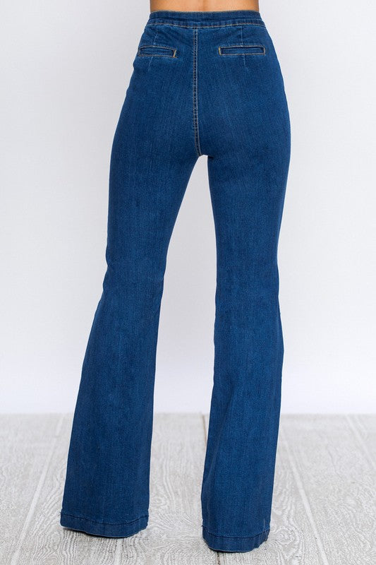 Perfectly Flared Jeans