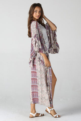 Melody Off The Shoulder Maxi