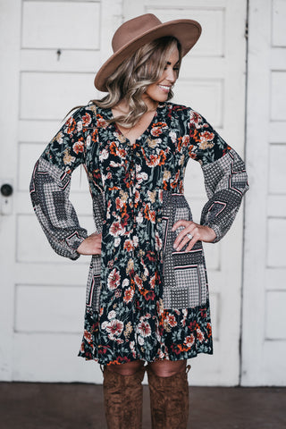 On The Move Maxi Dress