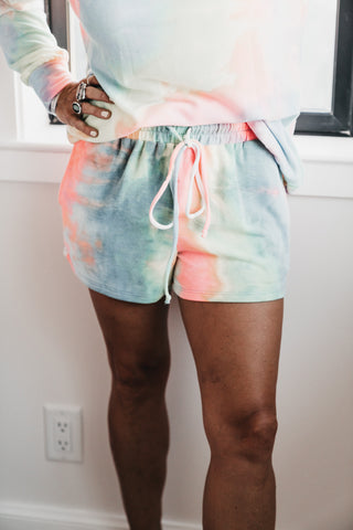 High's & Low's Denim Shorts