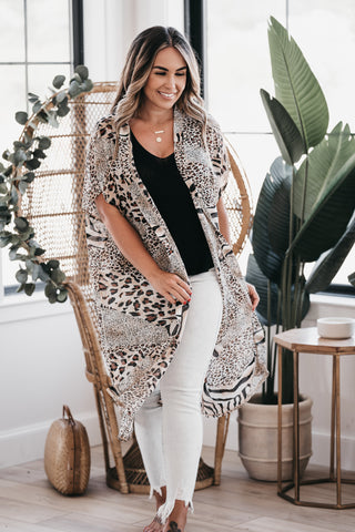 Making Waves Cardigan Cream