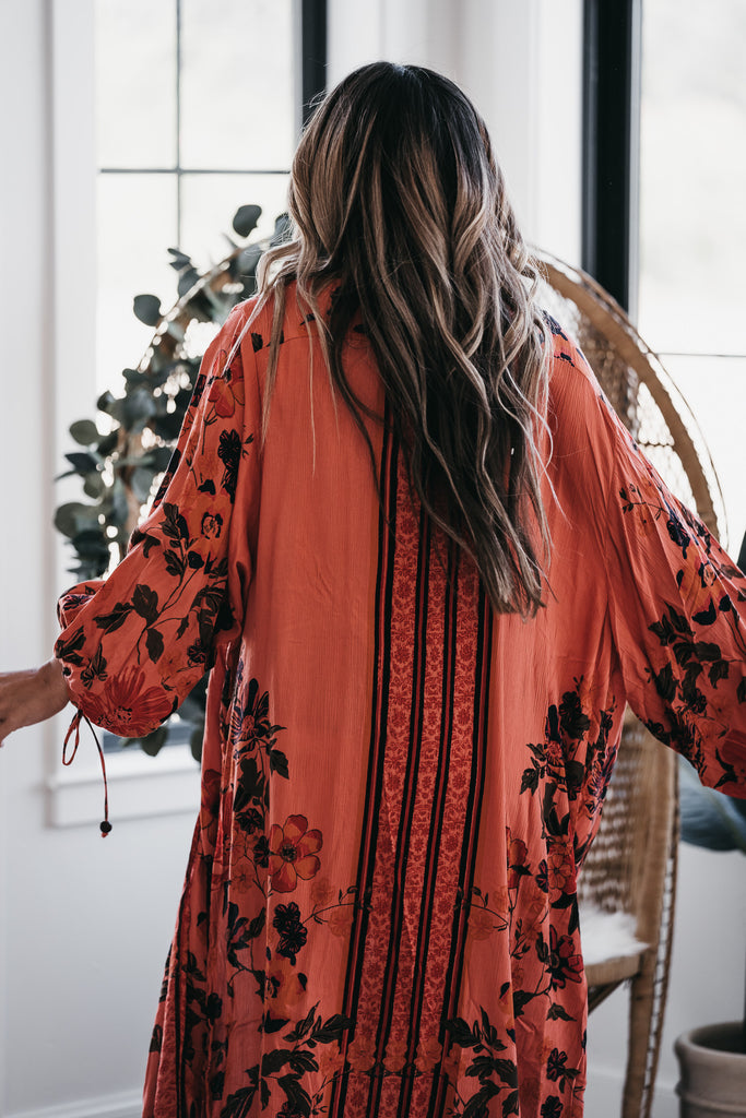 Wide Open Spaces Cardigan