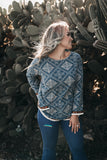 Southwest Boho Tunic