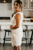 Bridal Shower Lace Dress