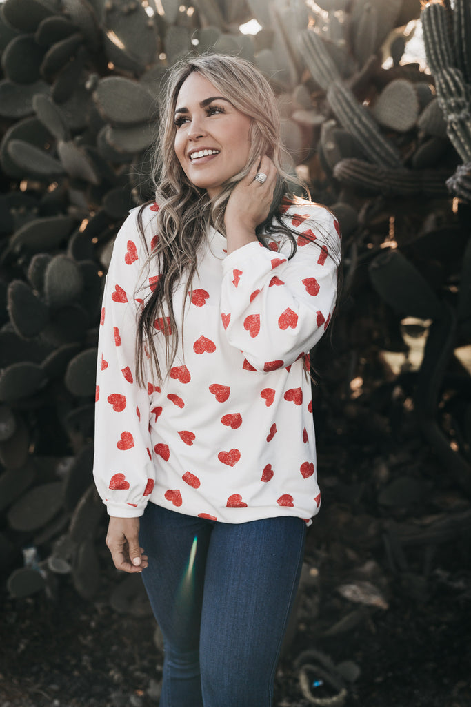 True Love Heart Top